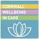Cornwall Wellbeing in Care Logo