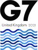 G7 Summit in Cornwall Logo